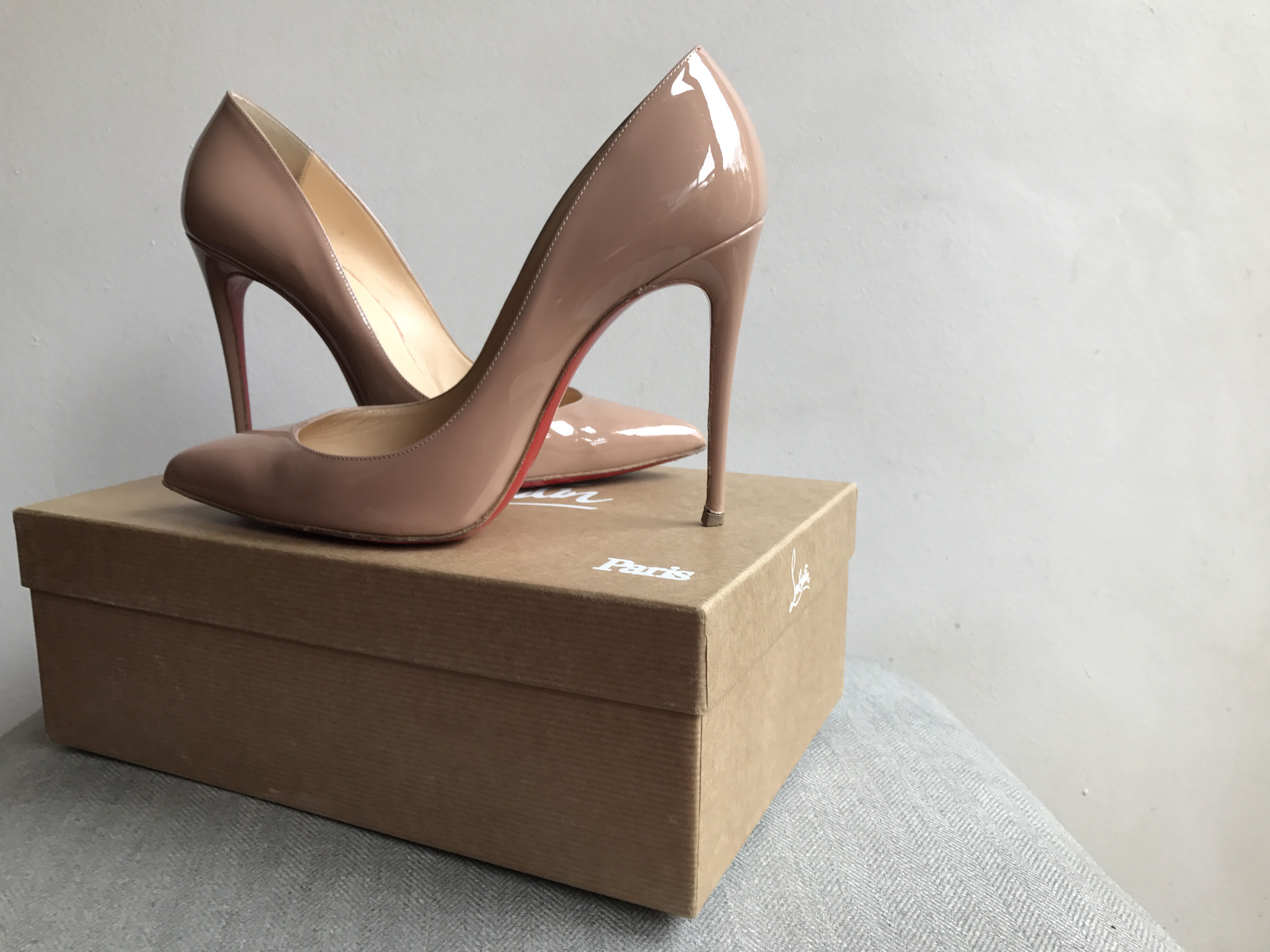85f39c97f2cb0 When I decided to buy my first pair of Louboutins there was no question of  what I would get