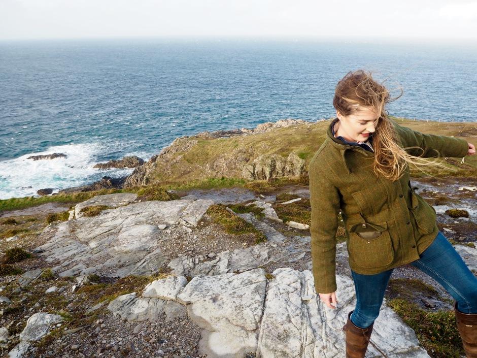 Strand & Stripes visits Donegal Ireland